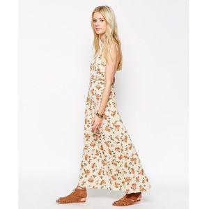 cad77864e ASOS Petite Dresses - Asos Petite Vintage Floral Maxi Dress Sz 6